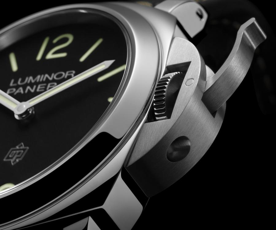 沛納海PANERAI Luminor Base Logo新錶 強悍霸氣登場