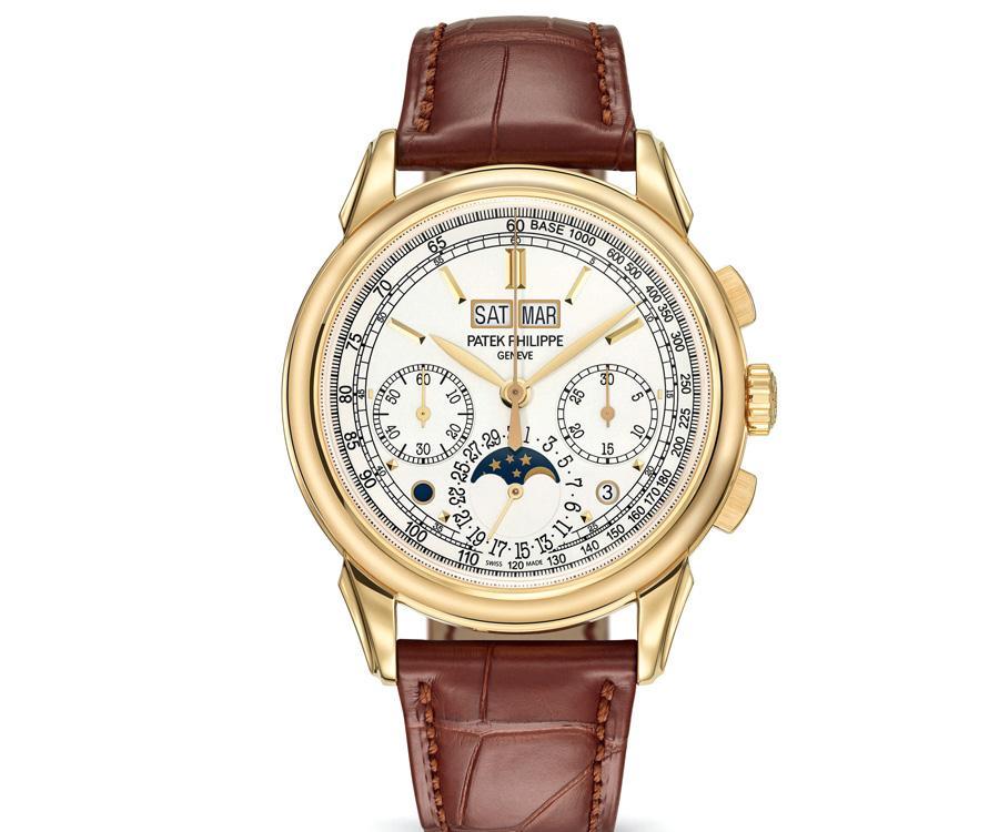 百達翡麗PATEK PHILIPPE 5270J-001 萬年曆計時碼錶