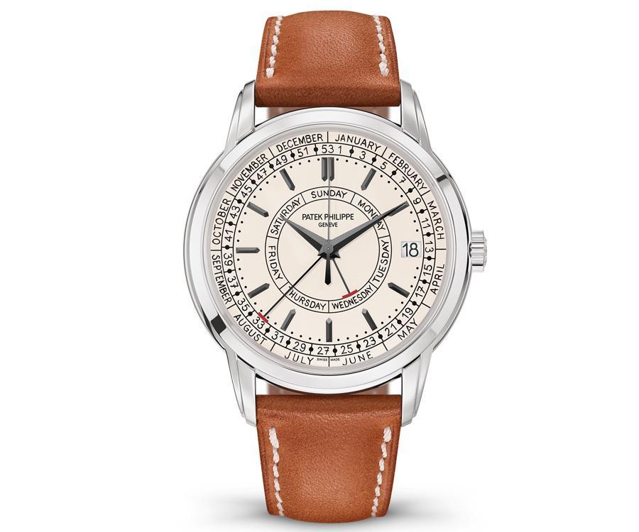 百達翡麗PATEK PHILIPPE Calatrava 5212A-001週曆腕錶