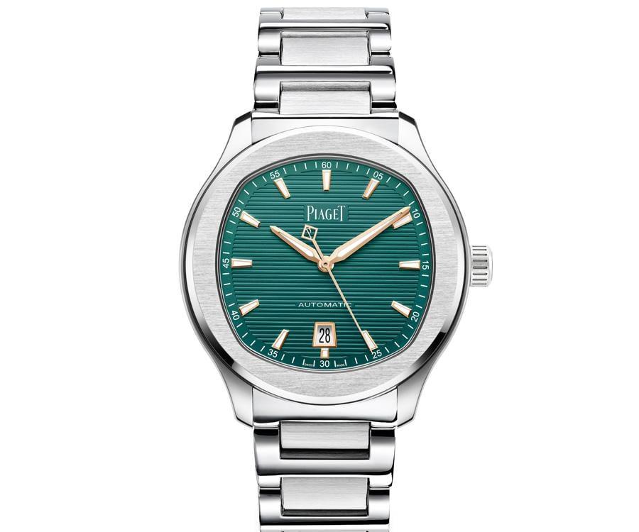 伯爵表PIAGET Polo自動腕錶精鋼款