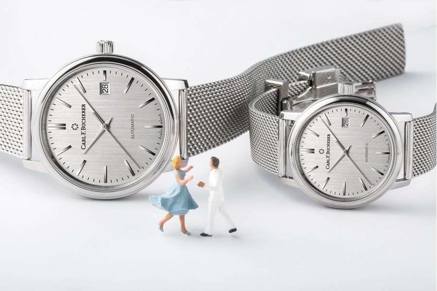 寶齊萊愛德瑪爾系列腕錶 真愛無極限
