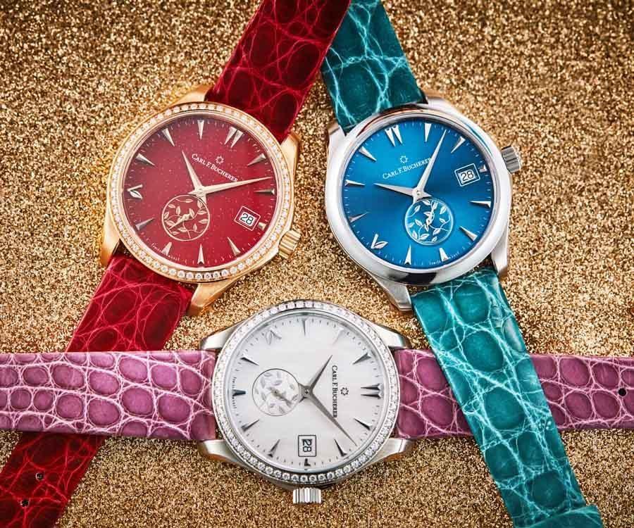 以愛為名,寶齊萊馬利龍LOVE腕錶