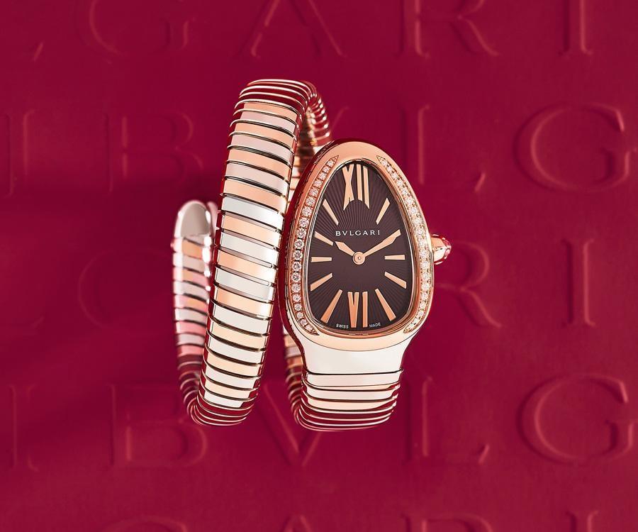寶格麗浪漫錶款推薦,讓愛多更多