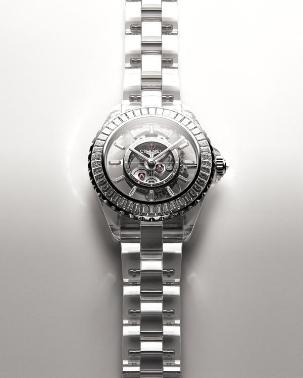 全新J12 X-RAY腕錶